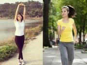 Làm đẹp - Bí quyết giảm cân sau Tết của mỹ nhân Việt