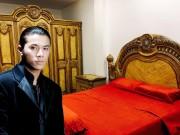 Kasim Hoàng Vũ khoe biệt thự trắng xa hoa