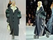 Thời trang - Lady Gaga ma quái trong show Marc Jacobs