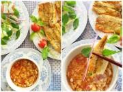 Bếp Eva - Mẹo rán cá không bắn dầu và cách pha nước chấm cá tuyệt ngon