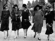 Xem lại đời sống của phụ nữ Tây phương thập niên 20