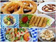 Bếp Eva - Những món chay đơn giản, dễ làm cho Rằm tháng Giêng