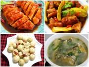 Bếp Eva - Bữa cơm cuối tuần đơn giản mà trôi cơm