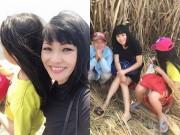 Làng sao - Phương Thanh úp mở hình ảnh con gái