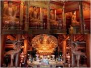 Nhà đẹp - Dân văn phòng nô nức đi lễ chùa trên mạng ảo