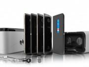 Eva Sành điệu - Alcatel ra mắt bộ đôi smartphone giá mềm Idol 4 và Idol 4S