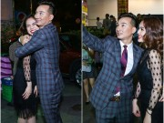 MC Thành Trung ôm chặt Giang Hồng Ngọc xóa bỏ  & quot;hiềm khích & quot;