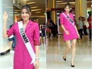 Làng sao - Phạm Hương được fan Thái Lan đặc biệt chào đón