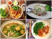 Bếp Eva - Những món ăn sáng chay hấp dẫn cho cả nhà