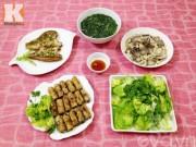Bếp Eva - Thơm ngon với bữa cơm chiều giản dị