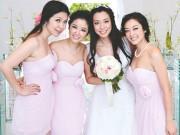 Tại sao phải có phù dâu trong lễ cưới?