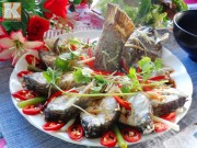 Bếp Eva - Nóng bỏng lưỡi với cá hấp hành gừng tuyệt ngon
