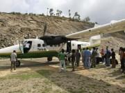 Tin tức - Máy bay chở 21 người mất tích ở vùng núi Nepal