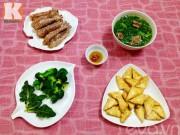 Bếp Eva - Bữa ăn 110.000 đồng ngon miệng cho cả nhà