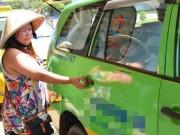 Mua sắm - Giá cả - TP HCM: Nhiều hãng taxi giảm cước 500-700 đồng/km