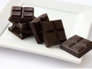 Sức khỏe - Trị ho hiệu quả hơn bằng sôcôla đen