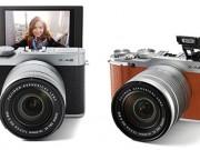 4 máy ảnh không gương lật rẻ, đẹp, chụp ảnh selfie