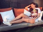 Thời trang - Những cặp chân dài