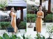 Ảnh đẹp Eva - Nữ hoàng doanh nhân Kim Chi khoe vẻ thanh lịch