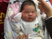 Tin tức - Bé trai nặng kỷ lục 6,1 kg chào đời ở Nam Định