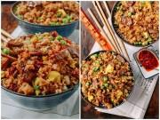 Bếp Eva - Cơm rang thịt bò chắc bụng cho bữa sáng