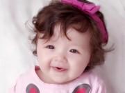 Clip Eva - Con gái Elly Trần tập đếm số bằng hai thứ tiếng