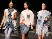 Thời trang - Mãn nhãn ngắm thiết kế jean của NTK Minh Hạnh