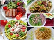 Bếp Eva - Bữa cơm chiều Chủ nhật nhiều món ăn ngon