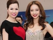 Thời trang - Hoa hậu Bùi Thị Hà mặn mà bên Jennifer Phạm