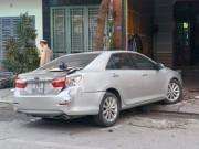 Tài xế Camry gây tai nạn liên hoàn khiến 3 người tử vong