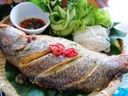 Bếp Eva - Đổi vị cho cả nhà bằng cá nướng sả ớt