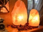 Đèn đá muối Himalaya hạn chế bức xạ của lò vi sóng, Wifi