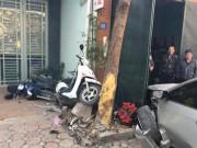 Xác định danh tính tài xế lái xe Camry đâm chết 3 người
