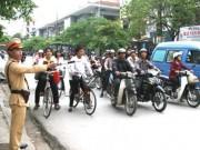 Tin tức - Quy định mới cho xe cơ giới đi trong khu vực đông dân cư