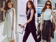 Thời trang - Diễm Trang sang chảnh với loạt hàng hiệu mới tậu