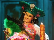 """Vở diễn """"Tứ Phủ"""" đem nghi lễ Lên Đồng lên sân khấu"""