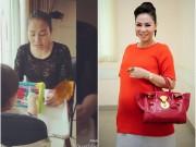 Làng sao - Thích thú với clip Thu Minh hát tặng con trai