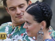 Hậu trường - Katy Perry và Orlando Bloom công khai hẹn hò tại Hawaii