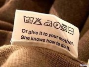 Nhà đẹp - Ý nghĩa các ký hiệu giặt ủi thường gặp trên quần áo