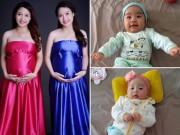 Bà bầu - Chuyện vượt cạn cùng ngày kỳ lạ của cặp song sinh ở HN