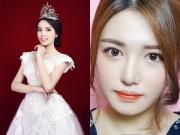 Làm đẹp - Chuyên gia Hàn Quốc sang VN trang điểm cho HH Kỳ Duyên