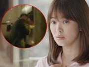 Làng sao - Cận cảnh nụ hôn gây bão của Song Joong Ki - Song Hye Kyo