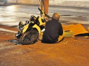Tin tức - Truy tìm ô tô cán chết người trong đêm