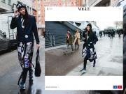 Thời trang - Mặc áo Võ Công Khanh, Thùy Trang lọt street style đẹp của Vogue