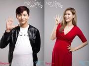 """Tin tức giải trí - """"Một ngày làm mẹ"""" cùng Tim và Trương Quỳnh Anh"""