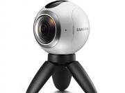 Gear 360: Camera chụp ảnh 360 độ ấn tượng của Samsung
