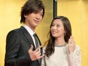 """Làng sao - """"Mỹ nhân đẹp nhất"""" Nhật Bản kết hôn với cháu cựu thủ tướng"""