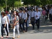 Thí sinh Bình Phước thi vào lớp 10 cuối tháng 6