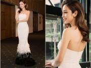 Thời trang - Ngất ngây với sự quyến rũ của Jennifer Phạm
