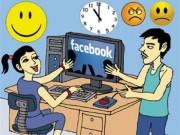 Chồng suốt ngày vào FB tình cũ làm gì?